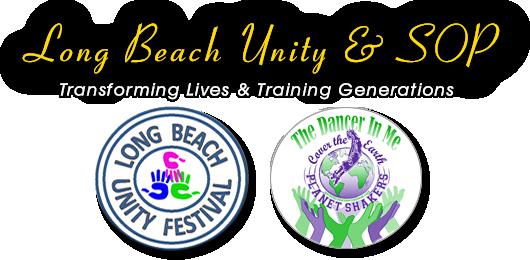 LONG BEACH UNITY FESTIVAL & SOP Logo